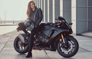 Frauen-Motorräder