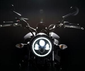 Motorrad LED-Licht