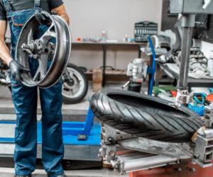 Ultra-Reifen und -Felgen